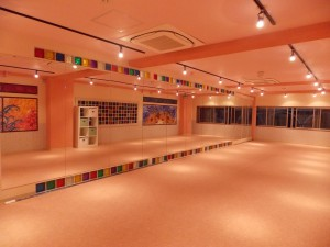 新宿ダンスタレンタルスタジオ1