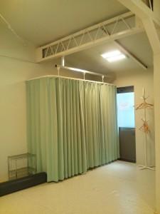 新宿 レンタルスタジオ ,更衣室
