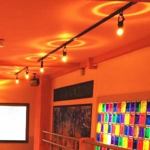 新宿だんすた3Fの天井LED