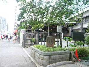 新宿レンタルスタジオの周辺にあるお寺
