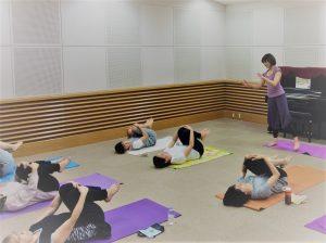 新宿 スタジオ ヨガ教室