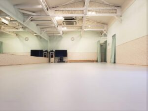 だんすた4 新宿 レンタルスタジオ ダンススタジオ