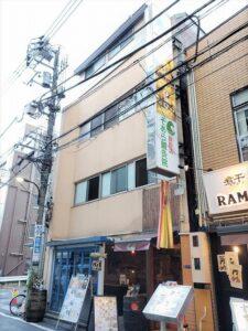 だんすた 外観 新宿 新宿西口 レンタルスタジオ