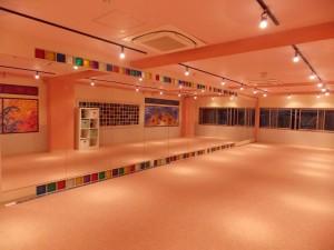 新宿ダンスタ レンタルスタジオ 1