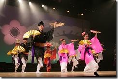 新宿  貸しスタジオ  琉球舞踊