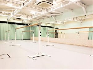 バレエ バレエ用床材 レッスンバー 練習場所 教室