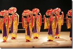 新宿  ダンス スタジオ 琉球舞踊