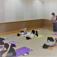 新宿 ヨガ教室 開講